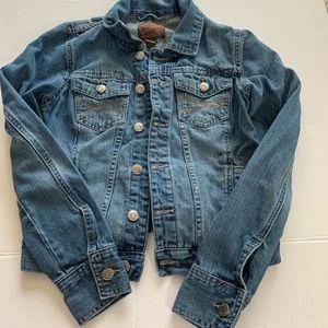 Aeropostal Jean jacket size S